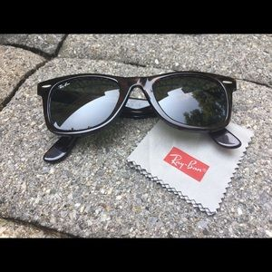 🌞Ray Ban Wayfarer Tortoise Shell Sunglasses